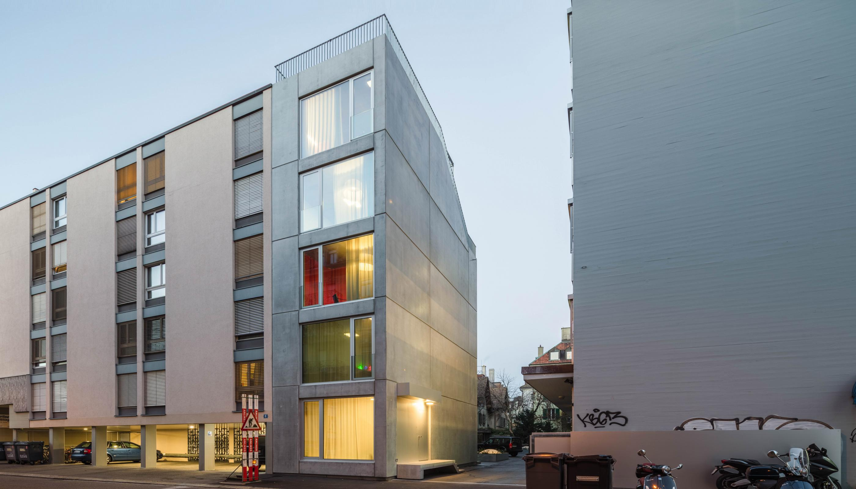 Projekte holzer kobler architekturen